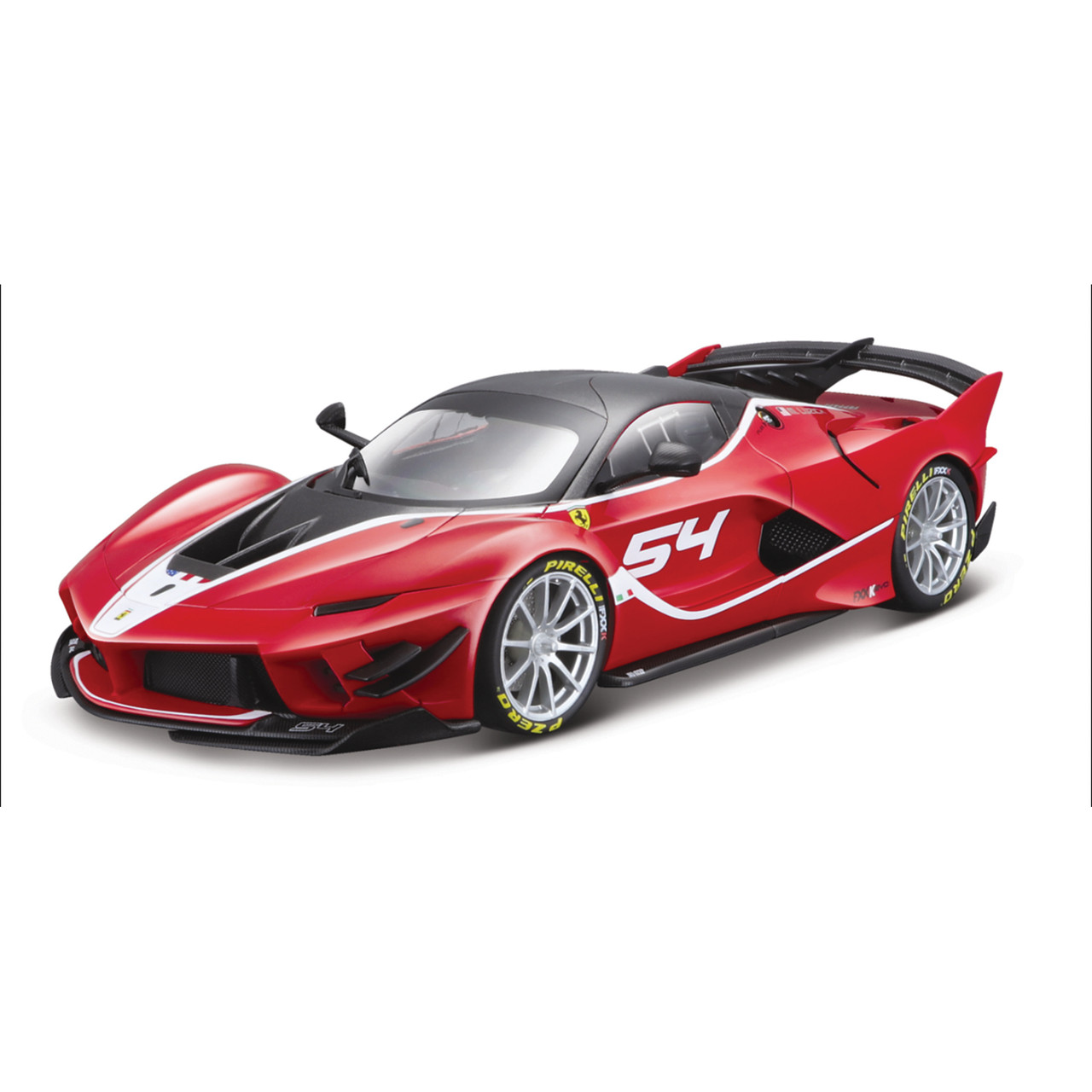 Ferrari Fxx K Evo Red 1 18 Scale Diecast Model By Bburago Fairfield Collectibles The 1 Source For High Quality Diecast Scale Model Cars