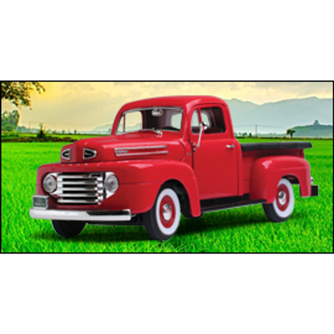 Collectible Diecast Trucks Replicas | Fairfield Collectibles