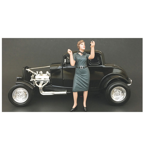 Rizzo - Grease Figure 1:24 scale 1:24 Scale Diecast Model by American  Diorama