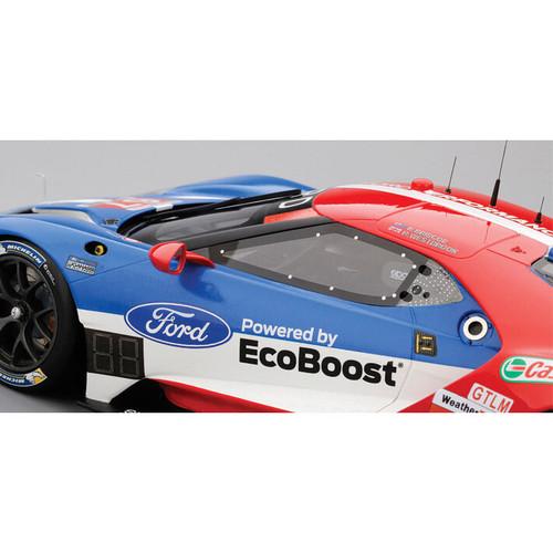 2016 IMSA Ford GT Laguna Seca Grand Prix Winner 1:18 Scale Diecast Model by  Top Speed