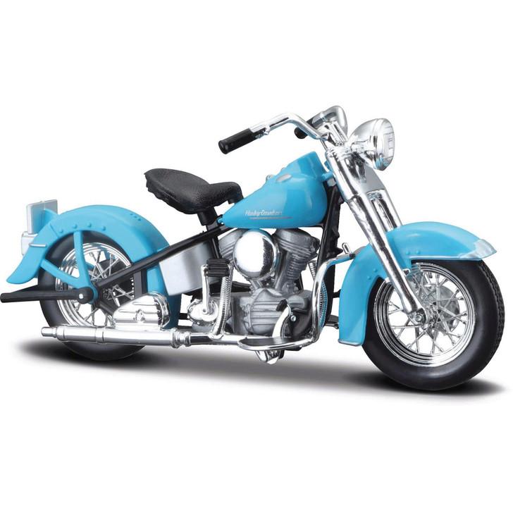 1953 74FL Harley-Davidson Hydra Glide Motorcycle Main Image