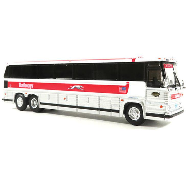 1984 MCI MC-9 Trailways Intercity Bus Main Image