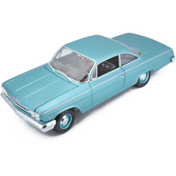 1962 Chevrolet Bel Air Sport - Blue Main Image