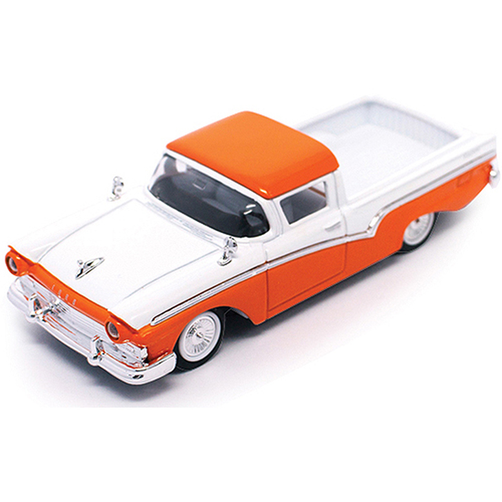 1957 FORD RANCHERO - orange Main Image
