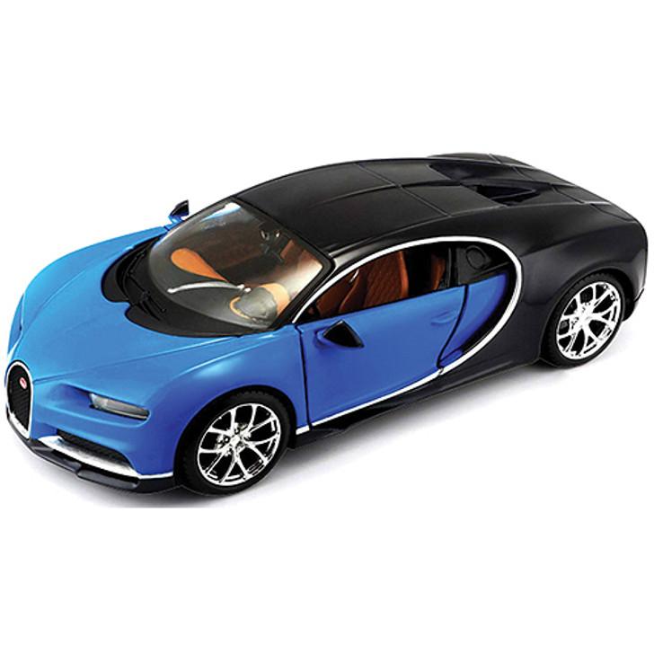 Bugatti Chiron - blue Main Image