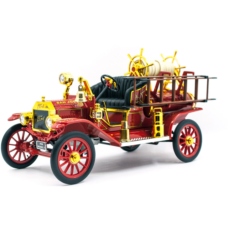 1914 Ford Model T Fire Truck Main Image