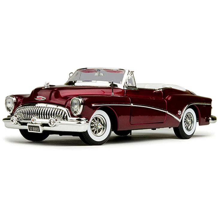1953 Buick Roadmaster Skylark - Red Main Image
