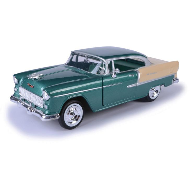 1955 Chevy Bel Air - Green Main Image