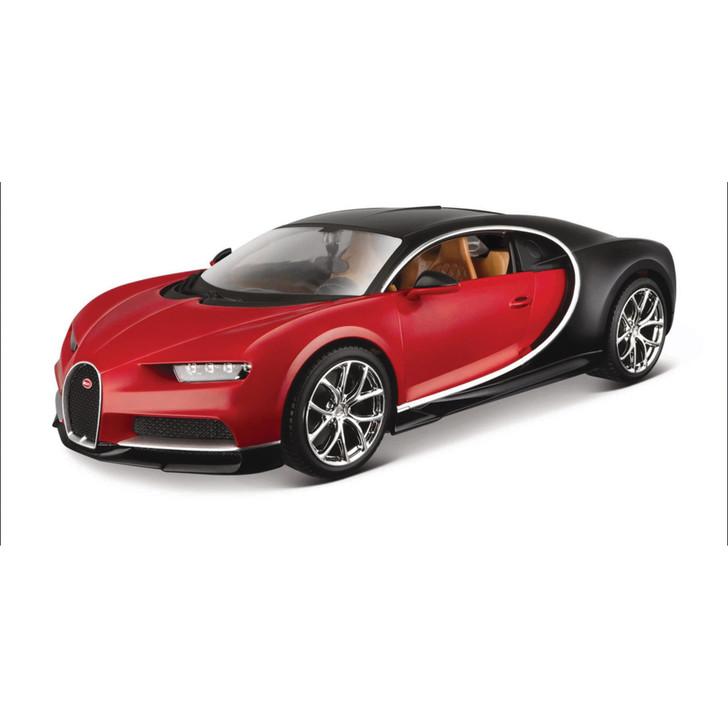 Bugatti Chiron Diecast Kit Main Image