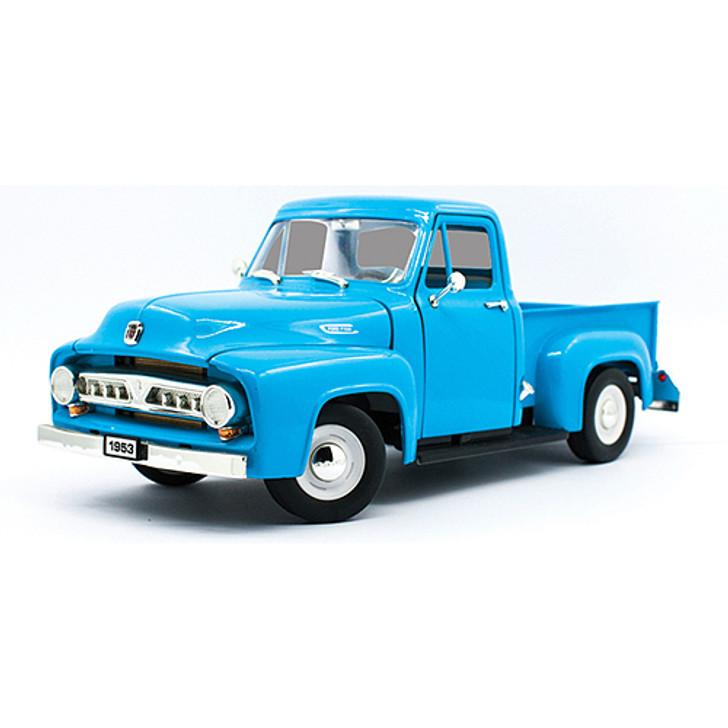 1953 Ford F-100 Pickup - Light Blue Main Image