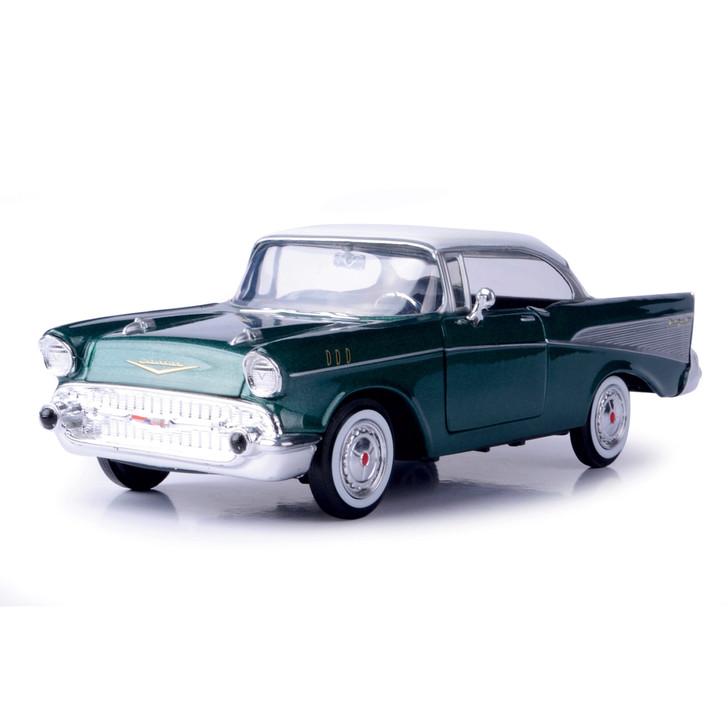 1957 Chevy Bel Air - Metallic Green Main Image