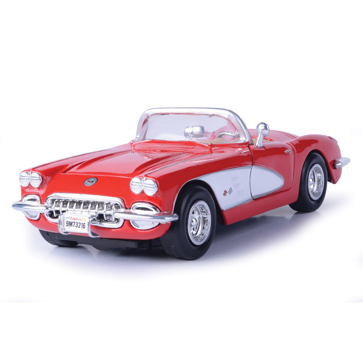 1959 Corvette - Red Main Image