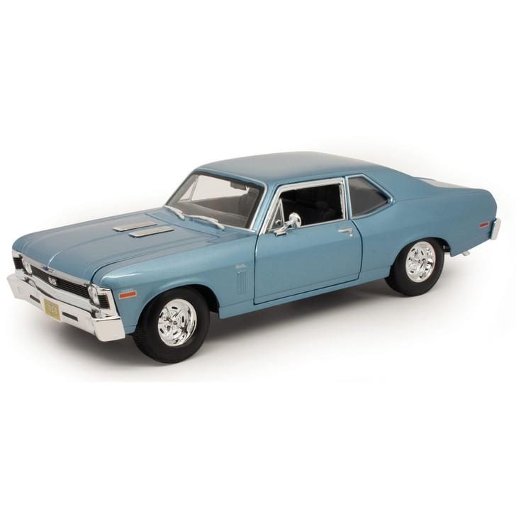 1970 Chevrolet Nova SS Coupe - Blue Main Image