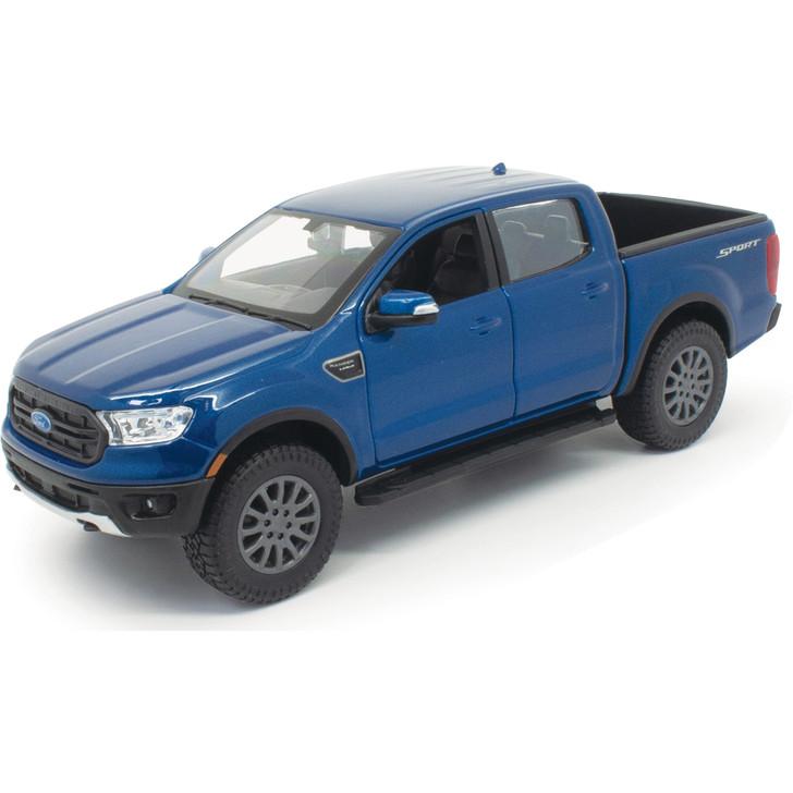 2019 Ford Ranger - Blue Main Image