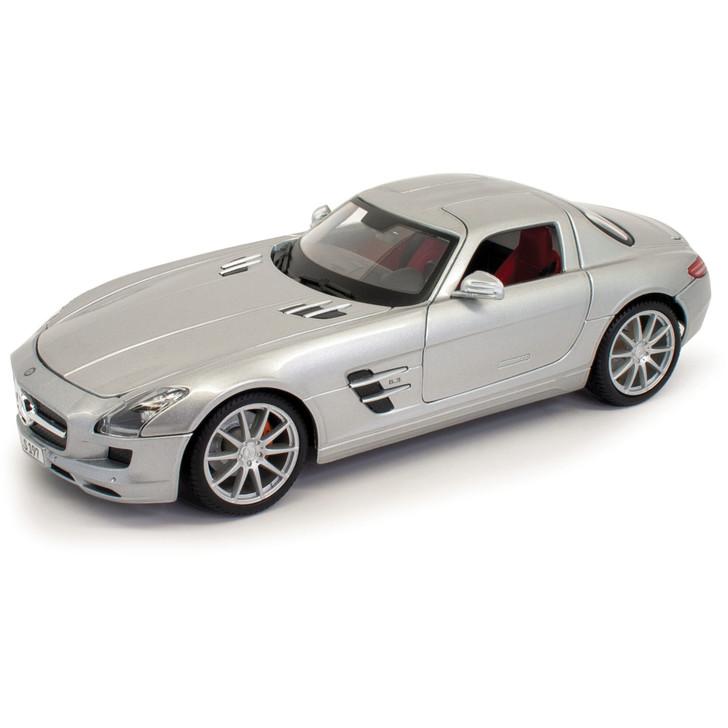 Mercedes-Benz SLS AMG Main Image