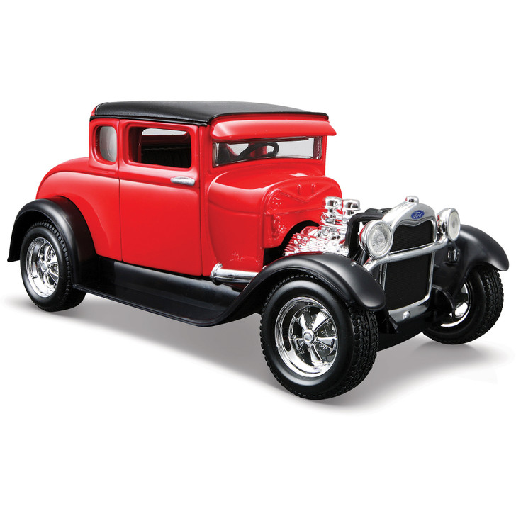 1929 Ford Model A - Red Main Image