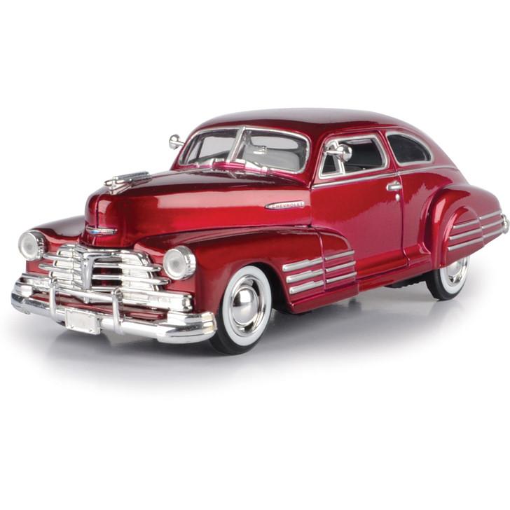 1948 Chevy Aerosedan Fleetline - Red Main Image