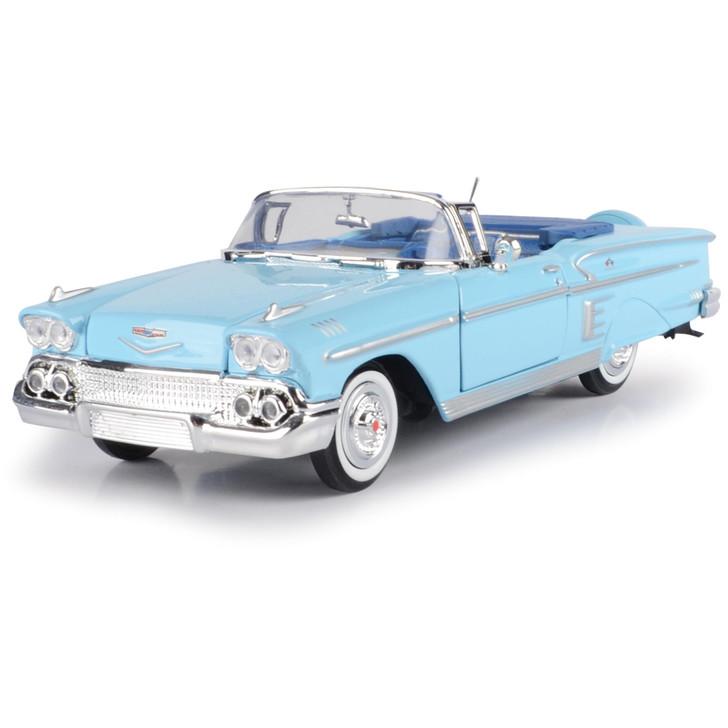 1958 Chevy Impala - Blue Main Image