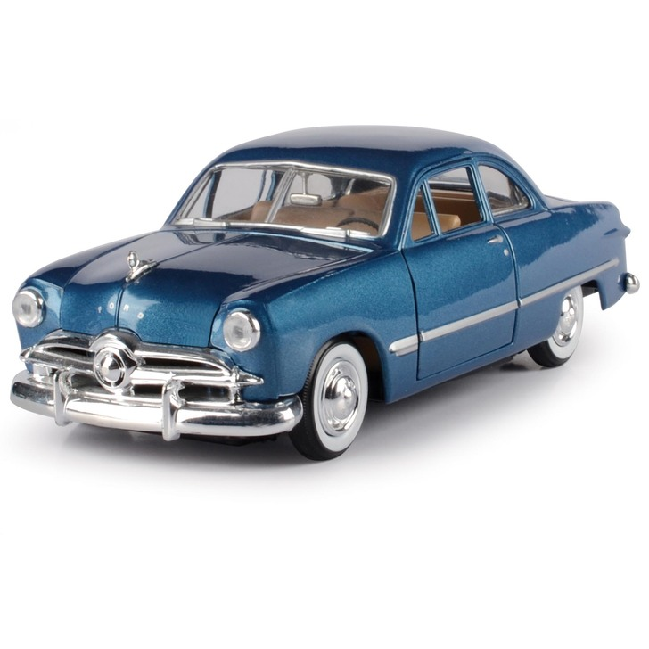 1949 Ford Coupe - Bayside Blue Main Image
