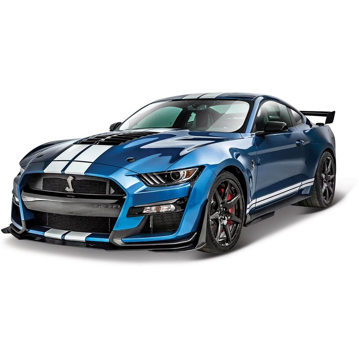 2020 Ford Shelby G.T. 500 - Blue Main Image