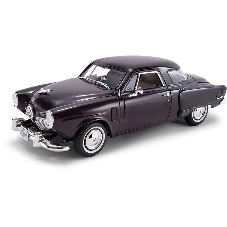 1950 Studebaker Champion - Black Cherry Main Image