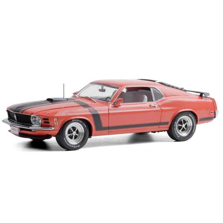 1970 Ford Mustang BOSS 302 Fastback - Barrett-Jackson Lot #790 Main Image