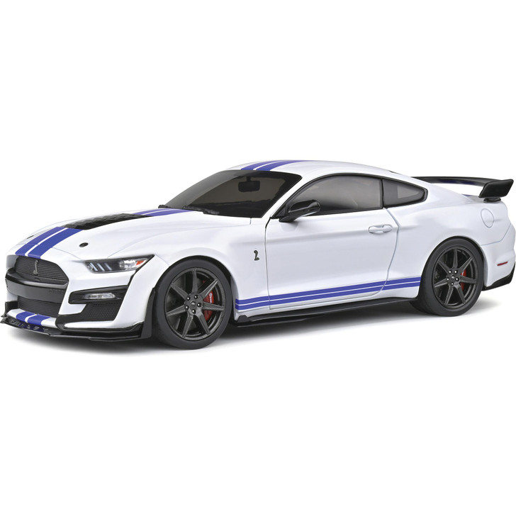 2020 SHELBY Mustang G.T. 500 - Oxford White Main Image