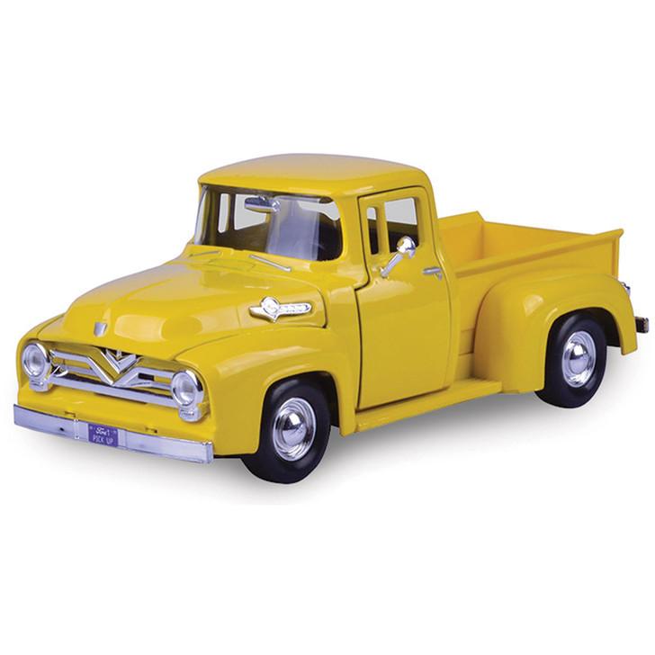 1955 Ford Pickup-Yellow Main Image
