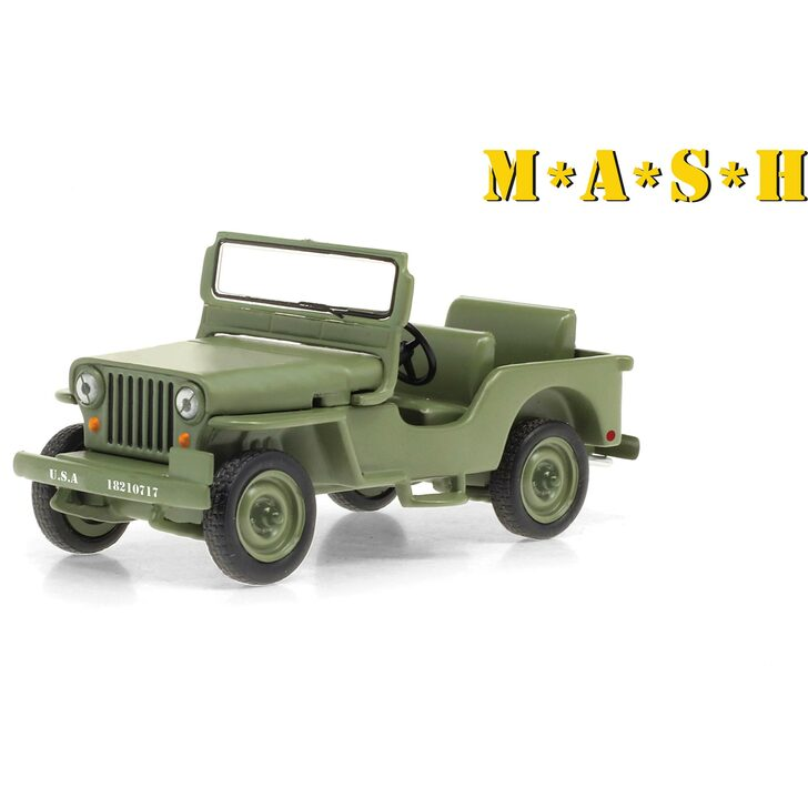 M*A*S*H 1950 Willys M38 Main Image
