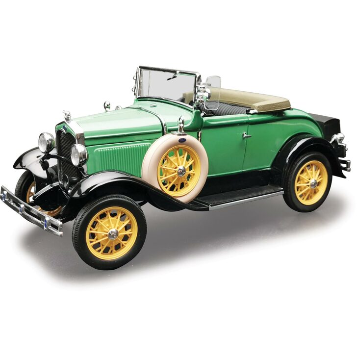 1931 Ford Model A Roadster - Reseda Green Main Image