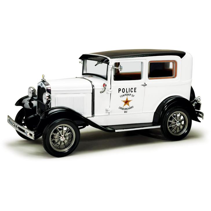 1931 Ford Model A Tudor - Police Main Image