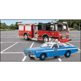 Diecast Fire & Police