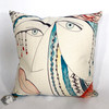 Rainy eyes pillow