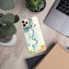 Summer breeze iPhone Case