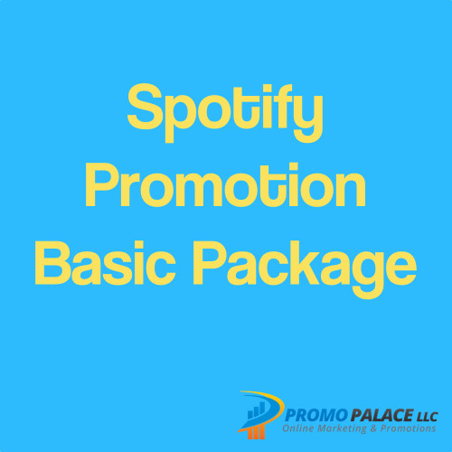 Spotify Playlist Pitching Basic Package
