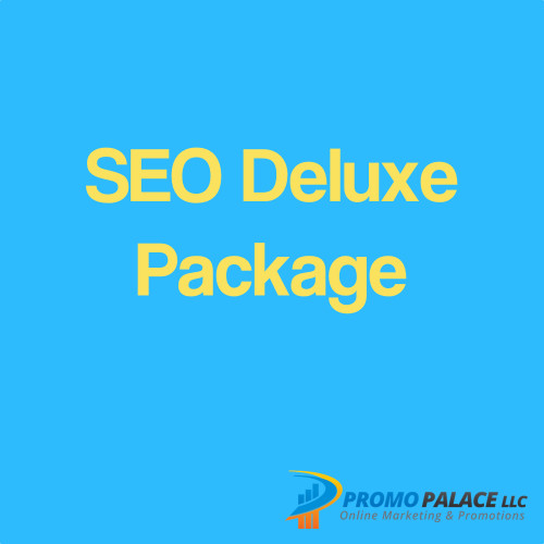 SEO Deluxe Package