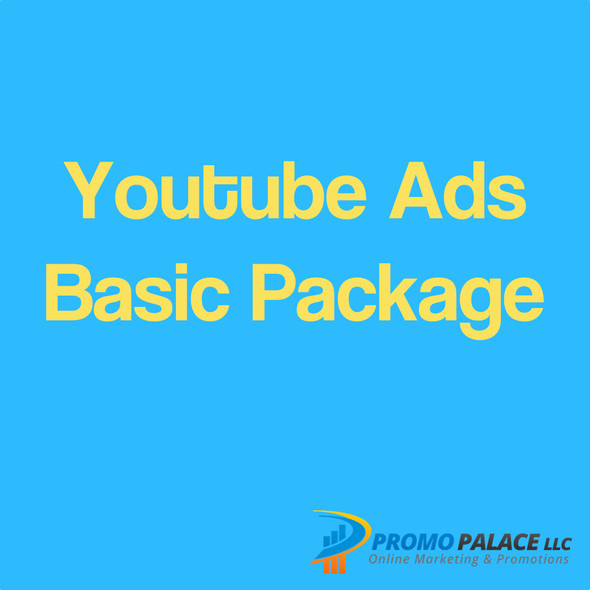 Youtube Ads Basic Package
