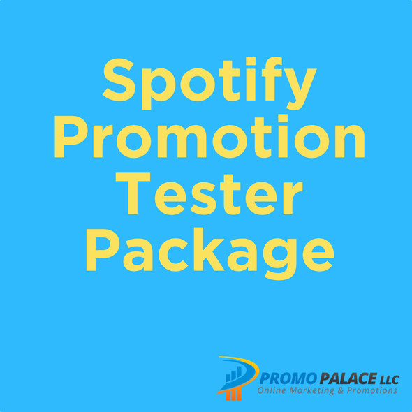 Spotify Playlist Pitching Tester Package