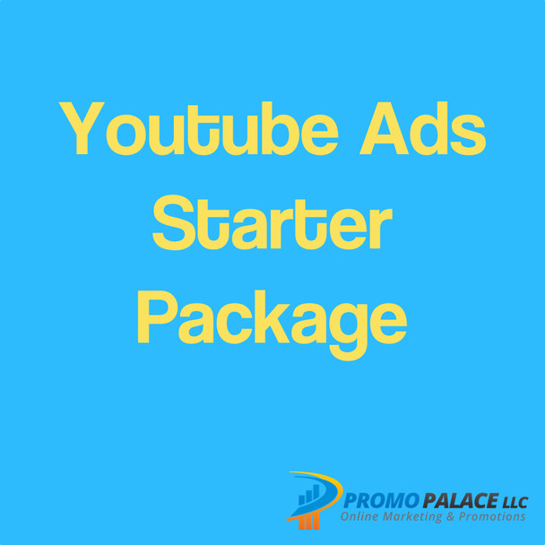 Youtube Ads Starter Package