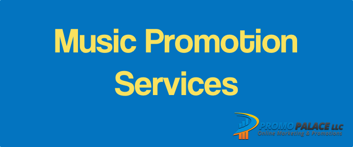 Online Music Promotion & Music Marketing Services