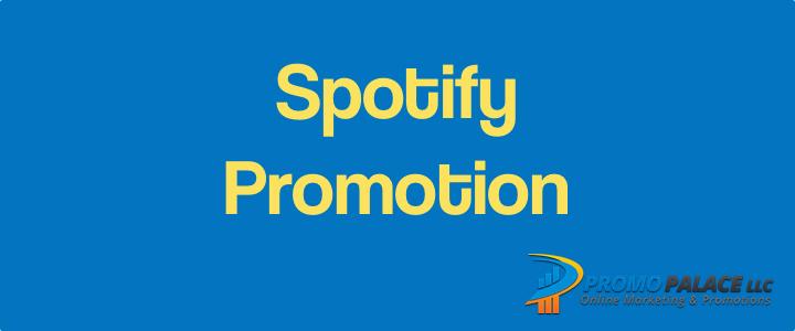 Spotify Playlist Promotion Services | Buy Spotify Plays