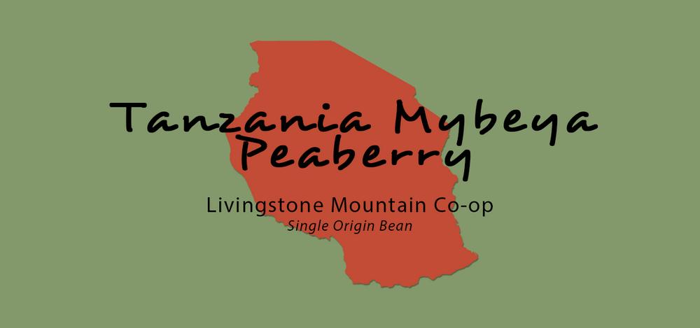 Tanzania Mybeya Peaberry