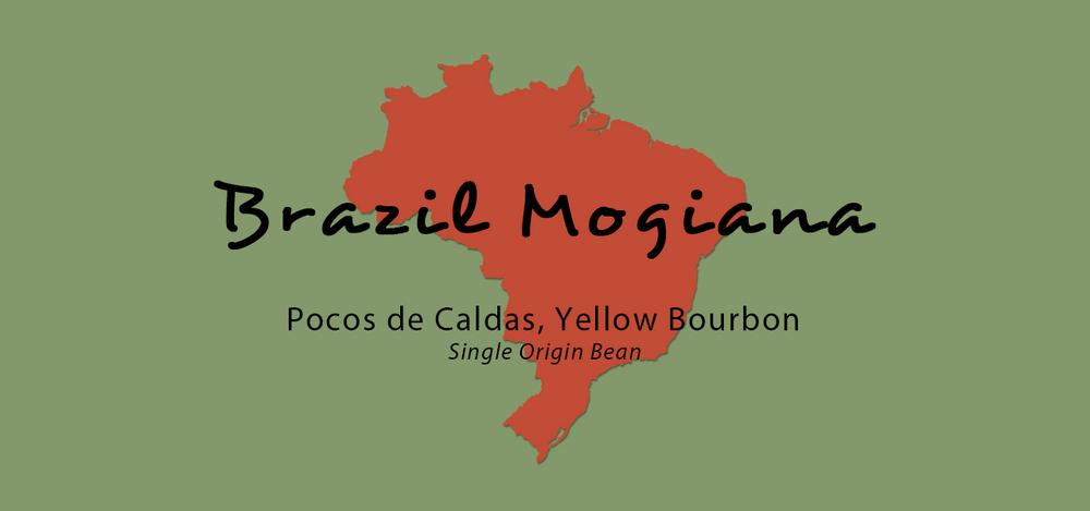 Brazil Mogiana
