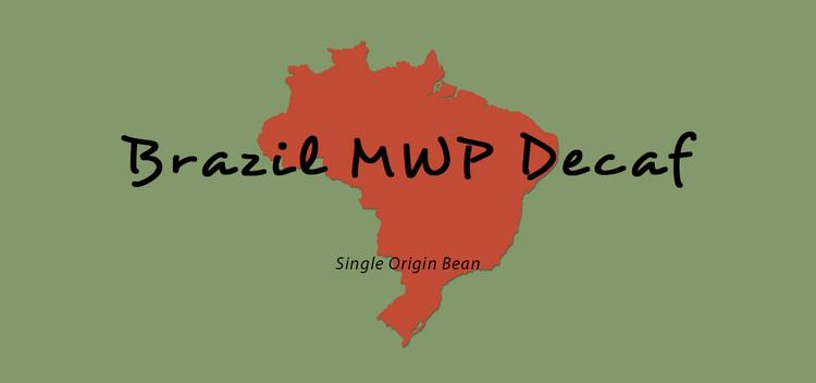 Brazil MWP Decaf