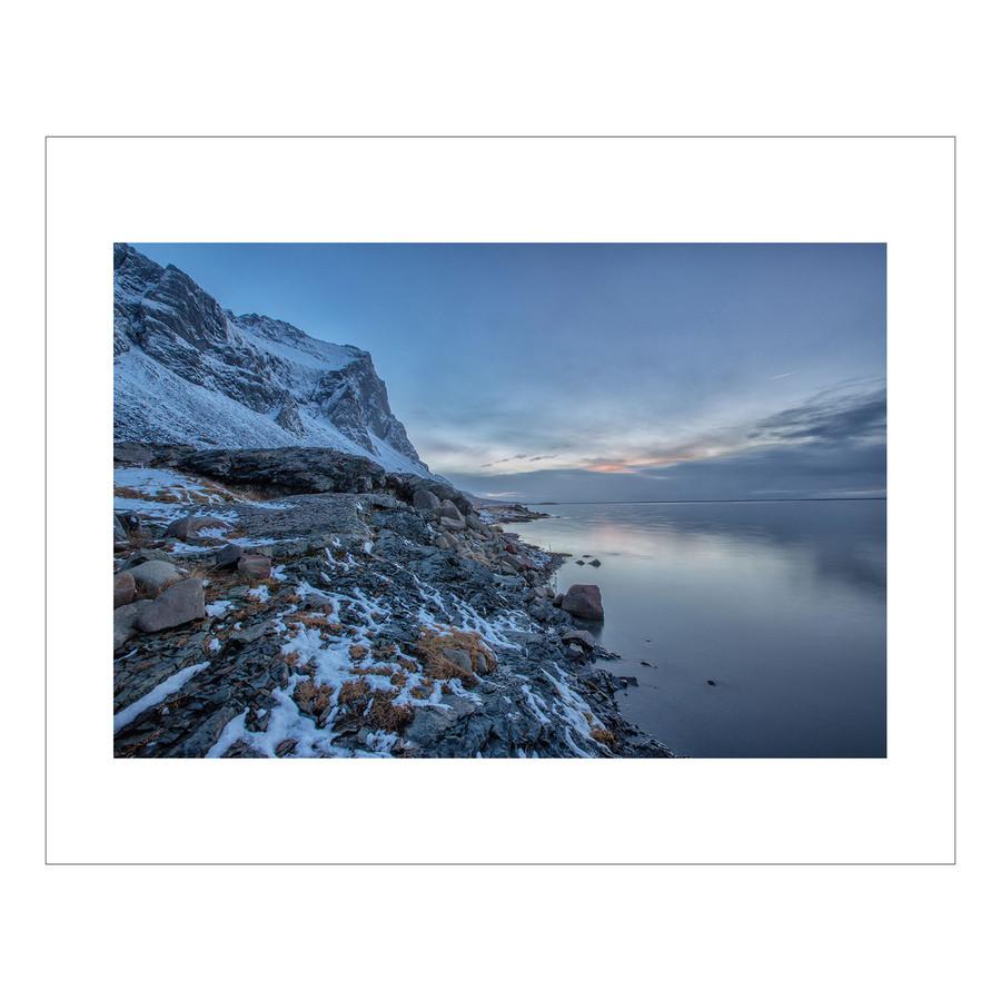 Coastal Sunrise (Iceland)