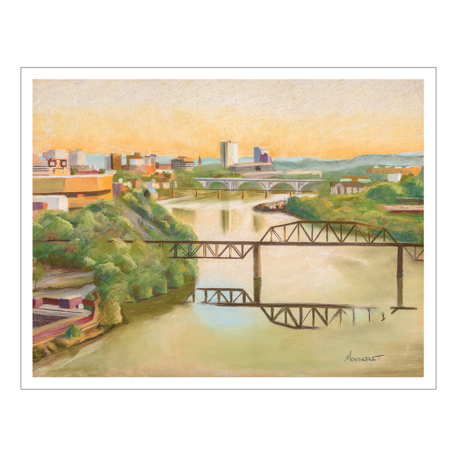 Knoxville Three Bridges
