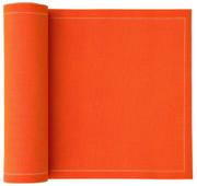 Orange Cotton Cocktail Napkin - 50 Units Per Roll