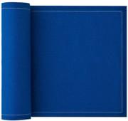 Royal Blue Cotton Luncheon Napkin - 25 Units Per Roll