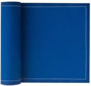 Navy Blue Cotton Luncheon Napkin - 25 Units Per Roll