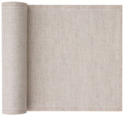 Natural Linen Premium Dinner Napkin - 12 Units Per Roll